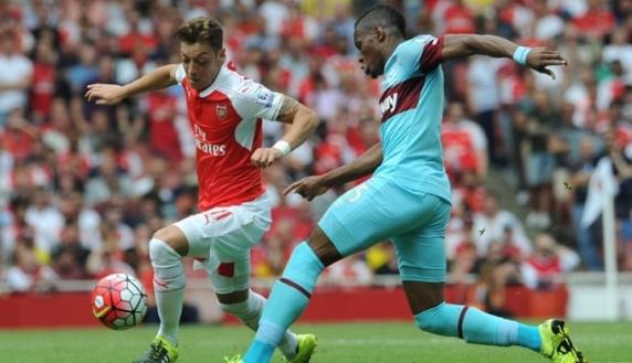 Arsenal V WHU