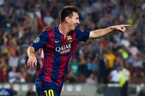 FC Barcelona v AFC Ajax - UEFA Champions League